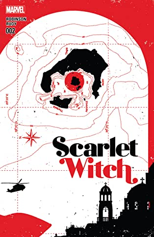 Scarlet Witch (2015-2017) #2