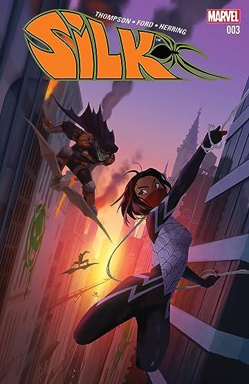 Silk (2015-2017) #3