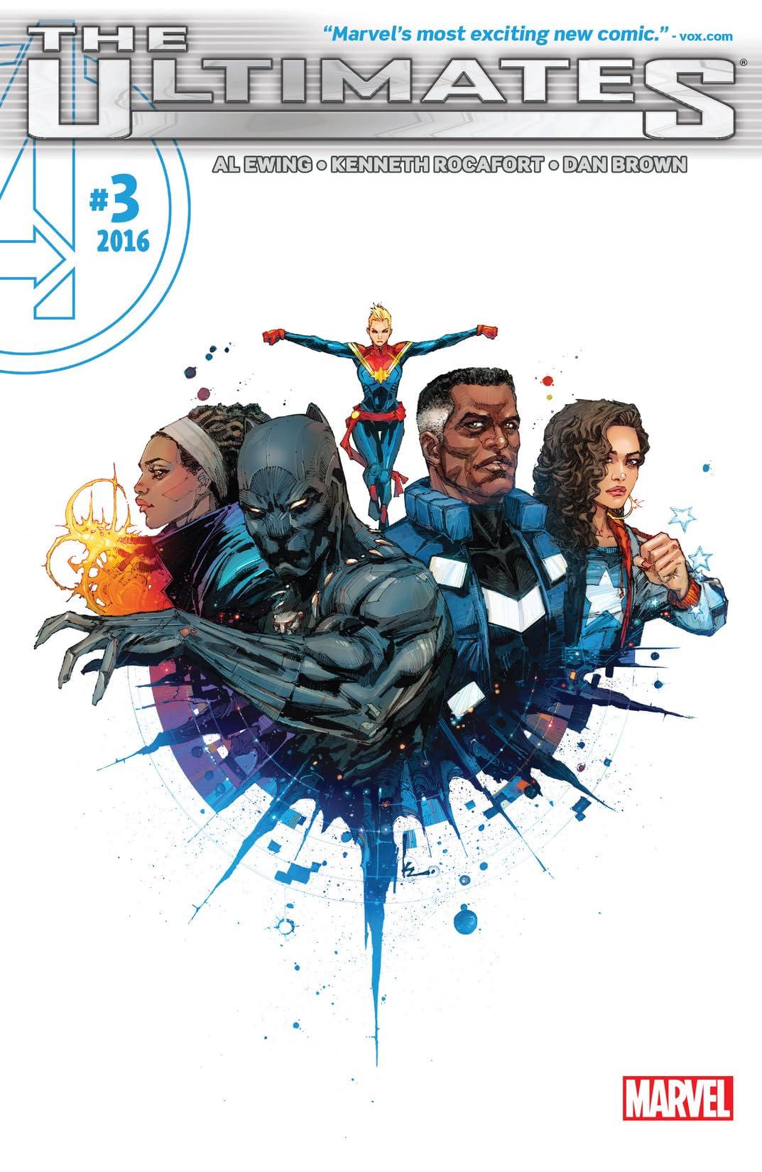 Ultimates (2015-2016) #3