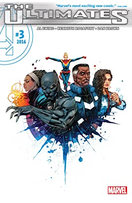 Ultimates (2015-2016) #3