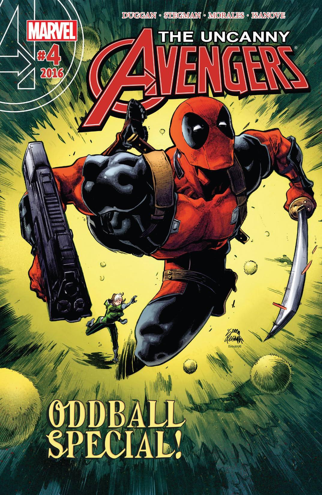 Uncanny Avengers (2015-2017) #4