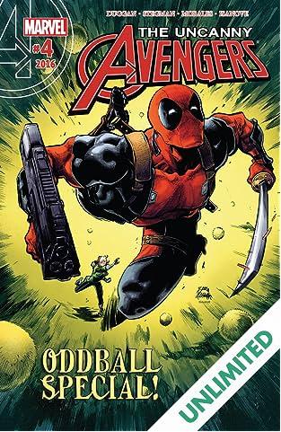 Uncanny Avengers (2015-) #4