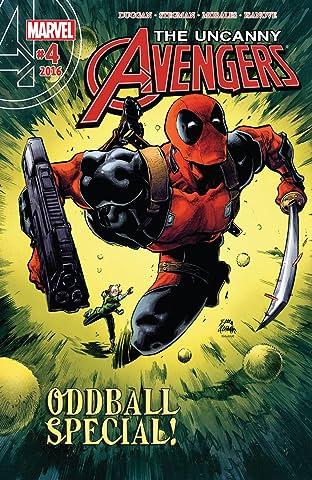 Uncanny Avengers (2015-2017) No.4