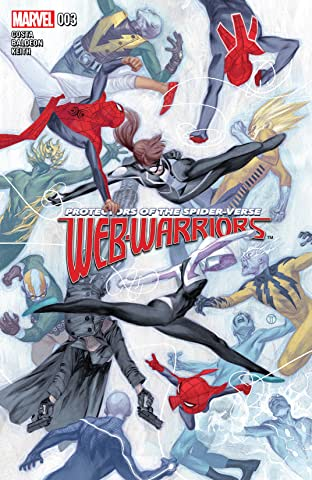Web Warriors (2015-2016) #3