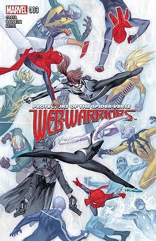 Web Warriors (2015-2016) #3
