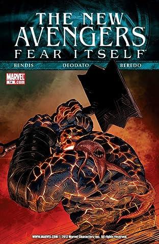 New Avengers (2010-2012) #14