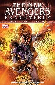 New Avengers (2010-2012) #15