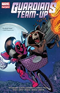 Guardians Team-Up Tome 2: Unlikely Story