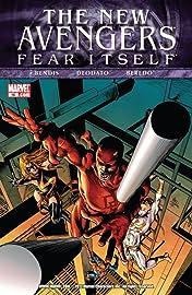 New Avengers (2010-2012) #16