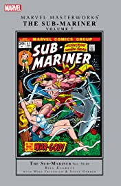 Sub-Mariner Masterworks Vol. 7