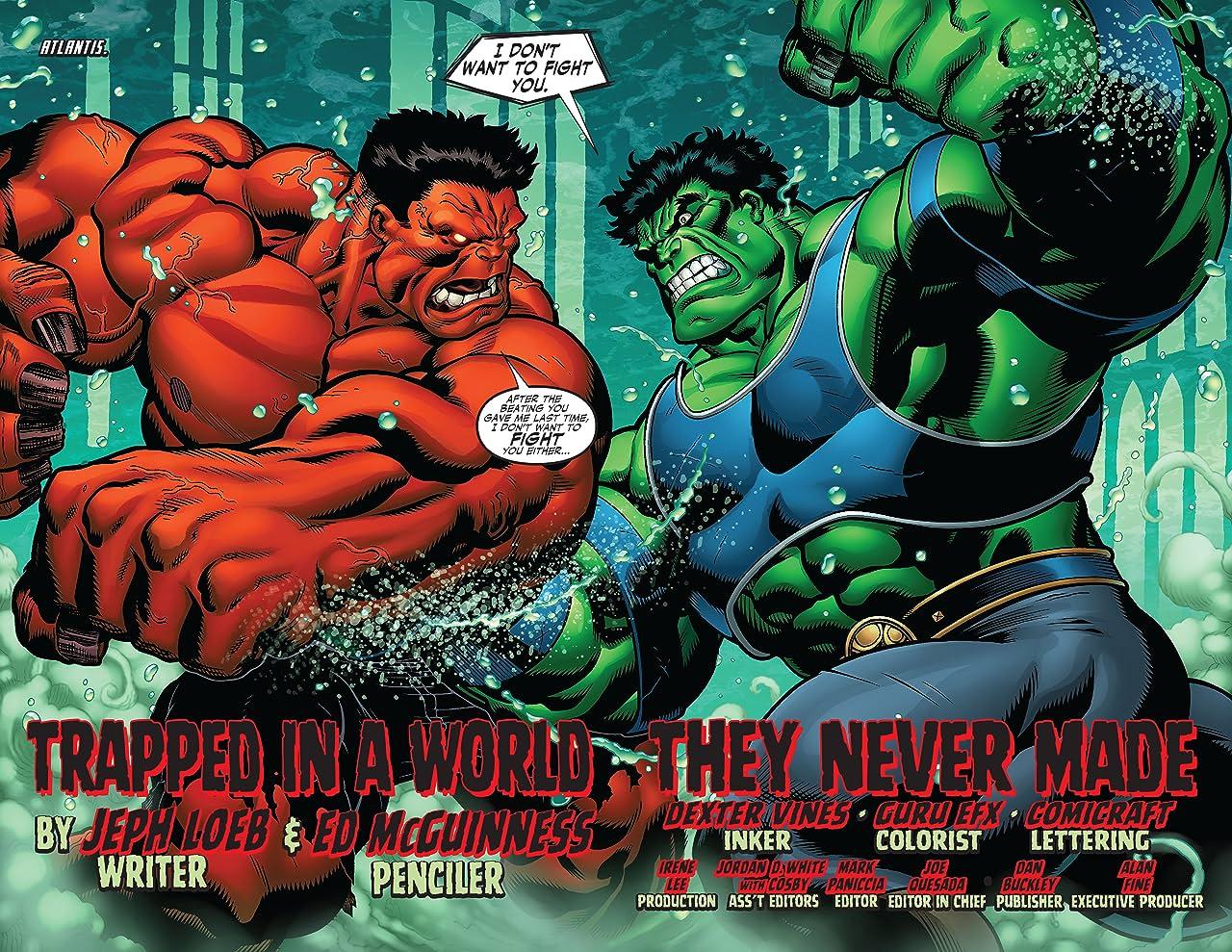 Hulk (2008-2012) #11