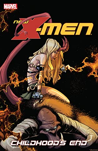New X-Men: Childhood's End Vol. 5