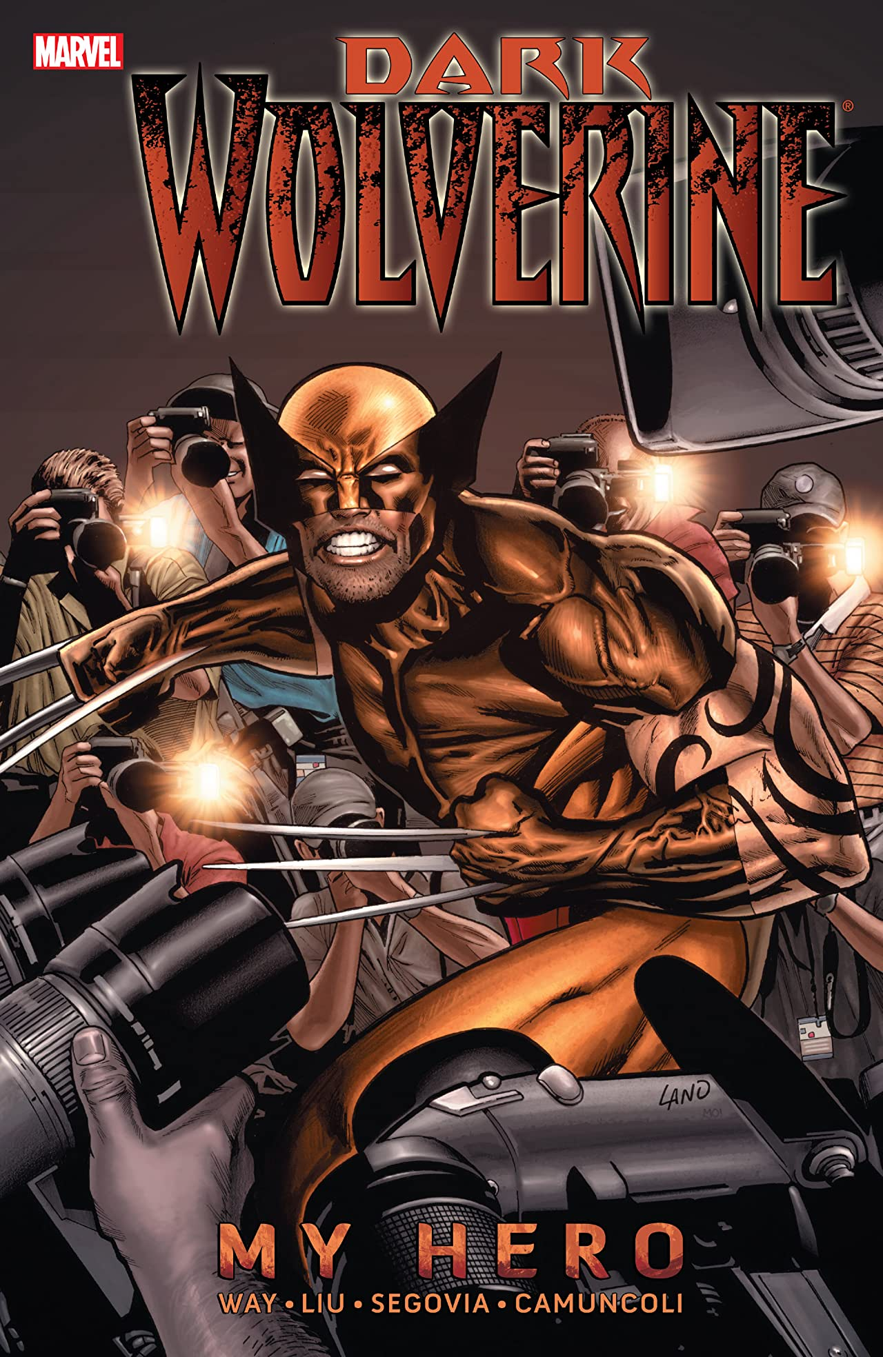 Wolverine: Dark Wolverine Vol. 2: My Hero
