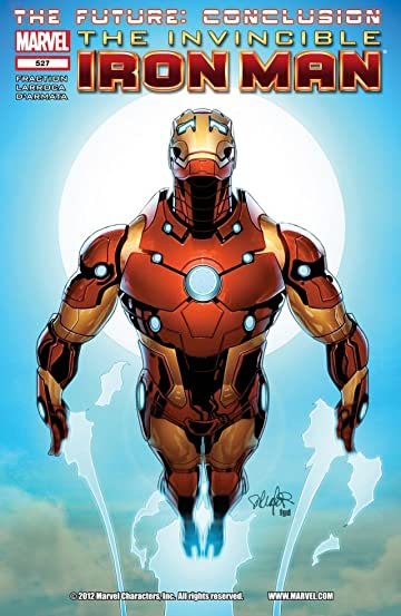 Invincible Iron Man (2008-2012) #527