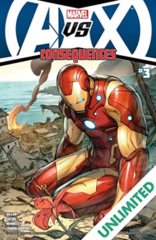 AVX: Consequences #3 (of 5)