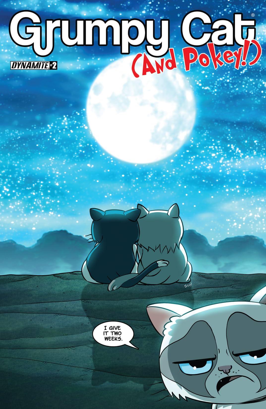 Grumpy Cat And Pokey Vol. 2 #2: Digital Exclusive Edition