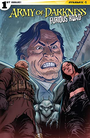 Army Of Darkness: Furious Road #1 (of 5): Digital Exclusive Edition