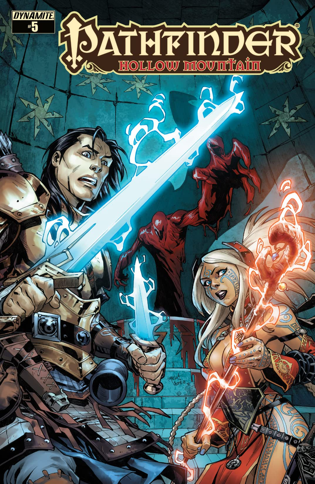 Pathfinder: Hollow Mountain #5: Digital Exclusive Edition