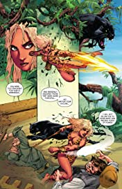 Lords Of The Jungle #1: Digital Exclusive Edition