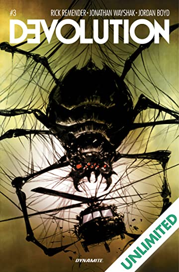 Devolution #3: Digital Exclusive Edition