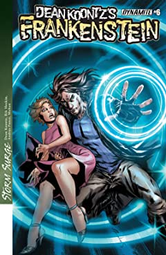 Dean Koontz's Frankenstein: Storm Surge #6: Digital Exclusive Edition