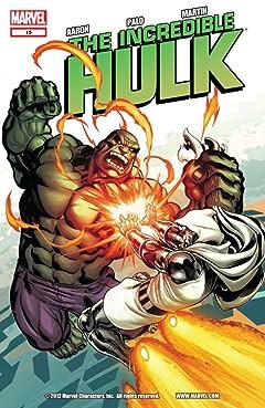 Incredible Hulk (2011-2012) #15
