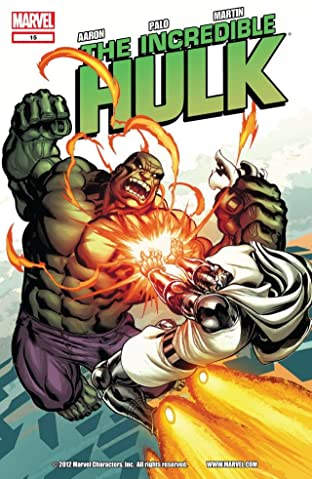Incredible Hulk (2011-2012) #15