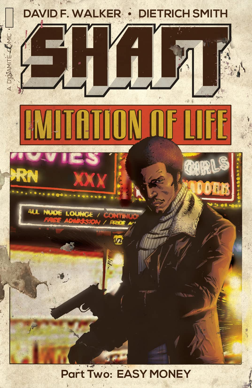 Shaft: Imitation Of Life #2: Digital Exclusive Edition
