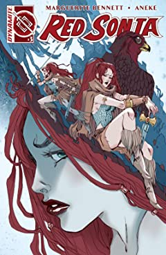 Red Sonja Tome 3 No.3: Digital Exclusive Edition