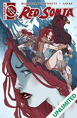 Red Sonja Vol. 3 #3: Digital Exclusive Edition