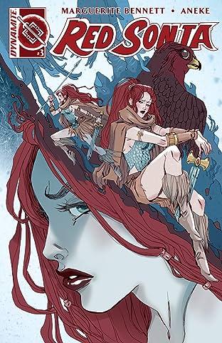 Red Sonja Vol. 3 #3: Digital Exclusive Edition