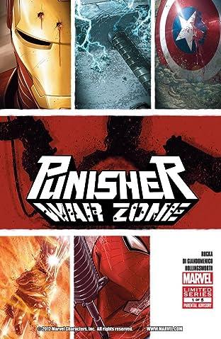 Punisher: War Zone No.1 (sur 5)