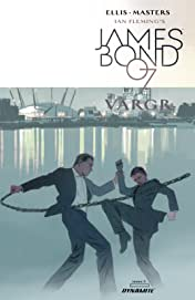James Bond (2015-2016) #5: Digital Exclusive Edition