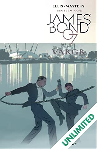 James Bond #5: Digital Exclusive Edition