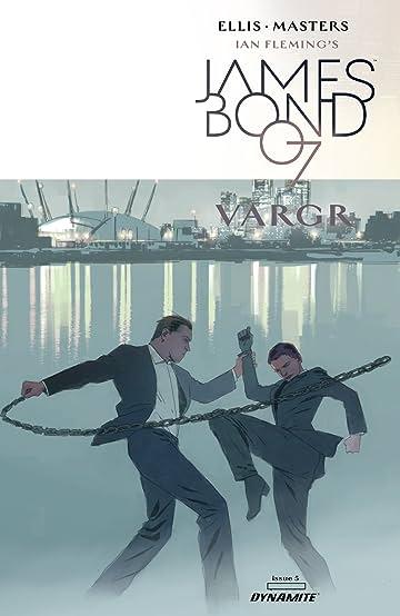 James Bond (2015-2016) No.5: Digital Exclusive Edition