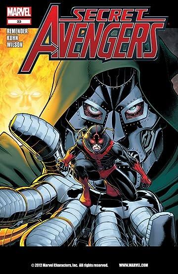 Secret Avengers (2010-2012) #33