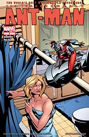 Irredeemable Ant-Man No.8