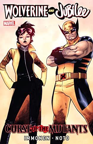 Wolverine & Jubilee: Curse of the Mutants