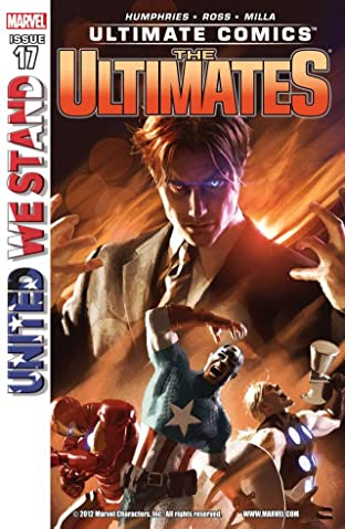 Ultimate Comics Ultimates No.17
