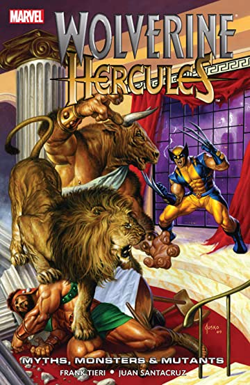 Wolverine/Hercules: Myths, Monsters & Mutants