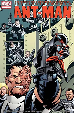 Irredeemable Ant-Man No.11