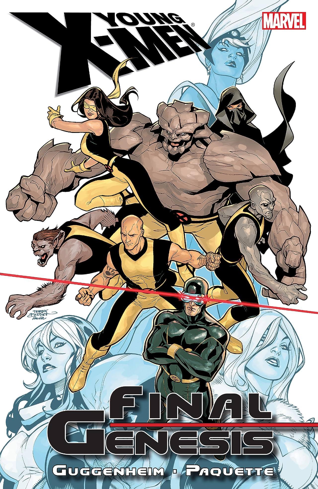 Young X-Men Tome 1: Final Genesis