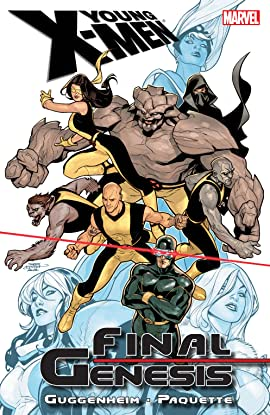 Young X-Men Vol. 1: Final Genesis