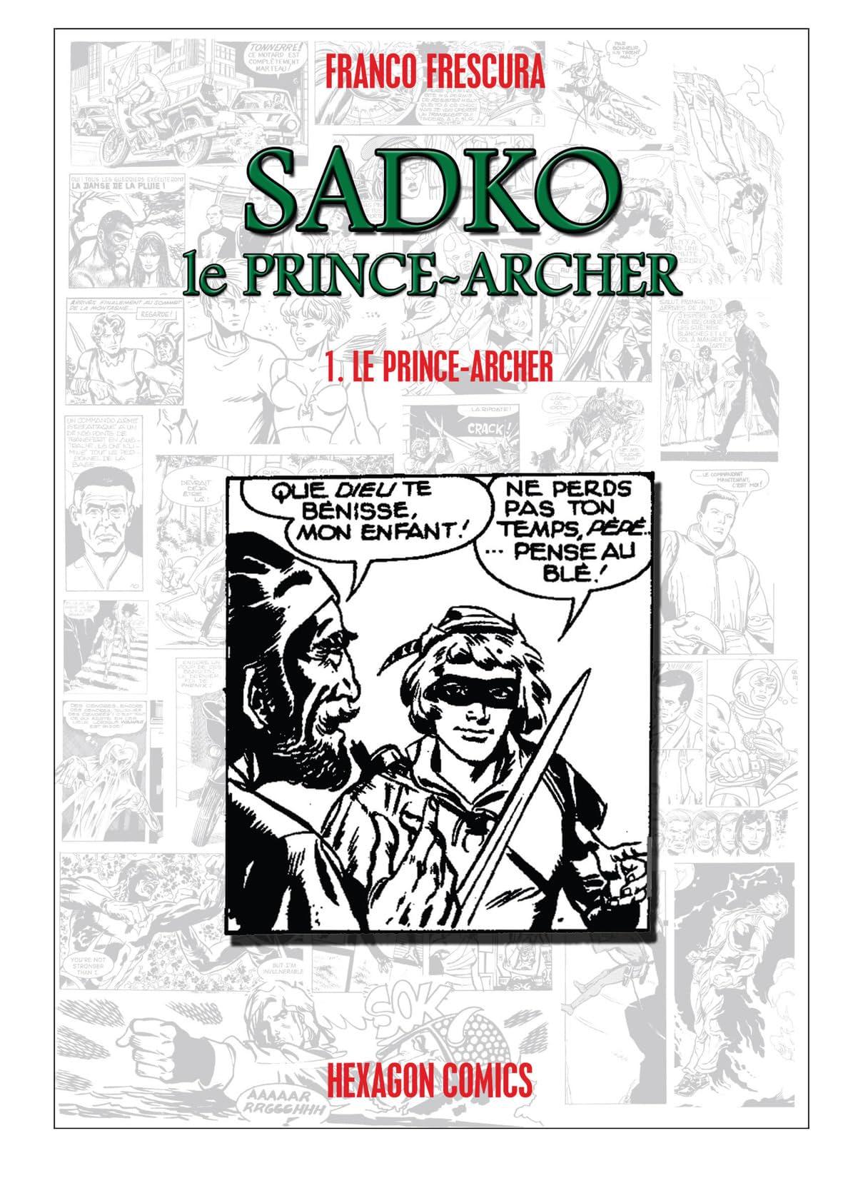 SADKO, LE PRINCE-ARCHER Vol. 1: La Grande Rebellion