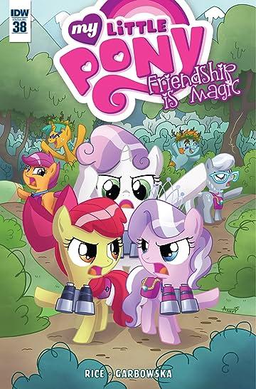 My Little Pony: Friendship Is Magic #38