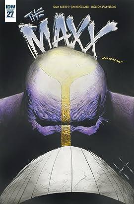 The Maxx: Maxximized #27