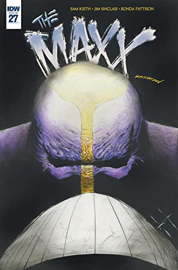 The Maxx: Maxximized #27