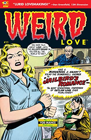 WEIRD Love No.11