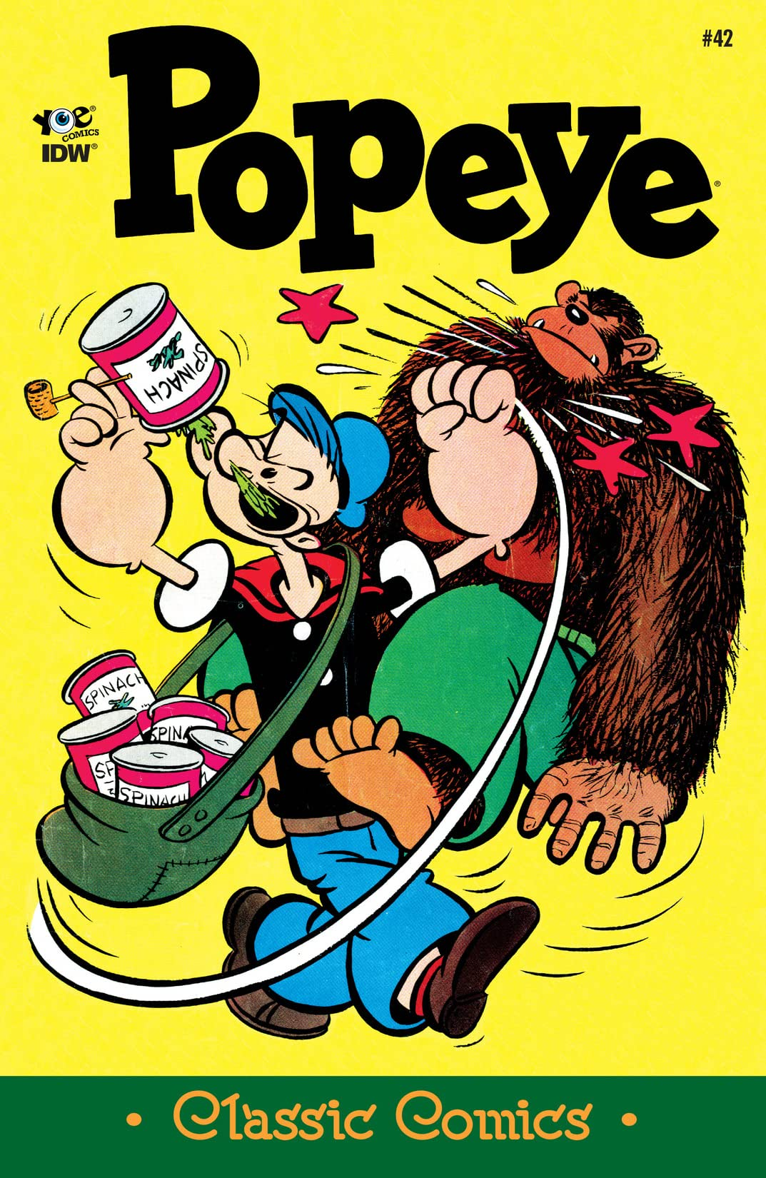 Popeye Classics #42