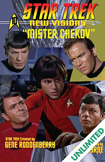 Star Trek: New Visions #10: Mister Chekov